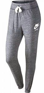 NIKE pantalon long, Vintage, femmes L Carbon Heather/Sail