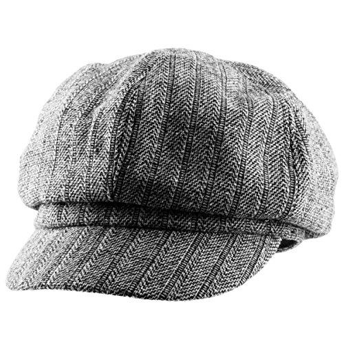 shanxing casquette femme gavroche b ret chapeau souples visi re hiver automne gris miss addict. Black Bedroom Furniture Sets. Home Design Ideas
