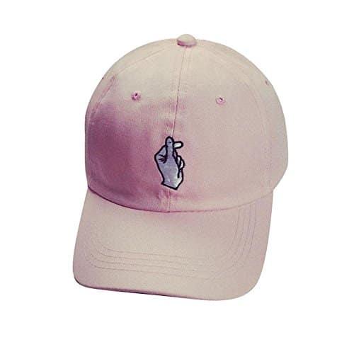 LHWY 2017 Adulte Caps Baseball Caps Hip Hop Caps Soleil (Rose)