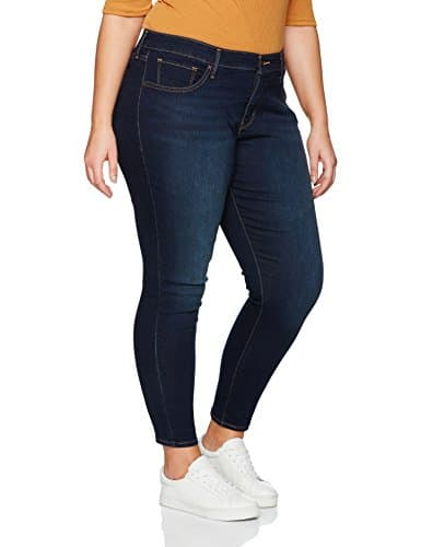 Levi's 310 Pl Shping Spr Skinny, Jeans Femme, Bleu (Vast Sky Plus), 48/L30 (Taille Fabricant: 18/S)