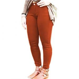 Vanilla Inc. – Legging – Femme – Rouge – 54