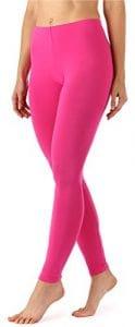 Merry Style Legging Long Pantalon Tenue de Sport Vêtement Femme MS10-143 – Rose – Taille 38 (Taille du producteur: S)