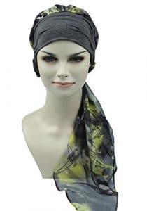 FocusCare Les Femmes Foulard Chapeaux Turbans hairwrap Chimio Chars pour Le Cancer