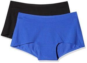 Sloggi Women Move Shorty C2p, Base Layers De Sport Femme, Multicolore (Blue-Dark Combination M008), L