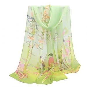 Foulard Femme,Internet Mode Jacquard Coton Parisienne Rayure Long ChâLe Fashion Doux Serviette De Plage Foulard Musulman Voile Pour Femme Cadeau