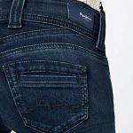 Pepe Jeans, Gen, Jeans Femme, Bleu (Denim CG9), 24W/30L