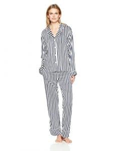 PJ Salvage Femme RHSMPJ Ensemble de pyjama – bleu – Small