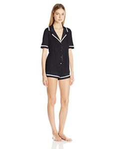 Betsey Johnson Femme Ensemble de pyjama – noir –