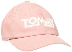 Tommy Hilfiger THD Soft Cap Casquette De Baseball, Orange (Confetti 630), (Fabricant: Taille Unique Femme