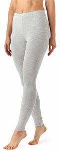 Merry Style Legging Long Pantalon Tenue de Sport Vêtement Femme MS10-143 – Melange – Taille 40 (Taille du producteur: M)