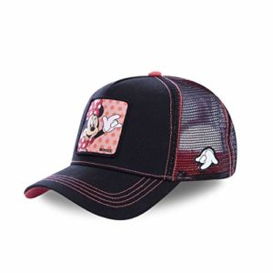 Capslab Casquette Femme Baseball Trucker Disney (Minnie Mouse 2)