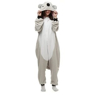 Femmes Hommes Pyjamas Cosplay Costume d'animal Onesie, Koala