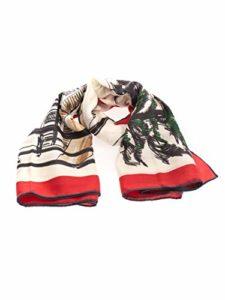 Loro Piana Luxury Fashion Femme FAI8696T0BE Blanc Foulard   Automne_Hiver