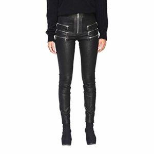 UNRAVEL PROJECT Luxury Fashion Femme UWJB023E193120011000 Noir Jeans | Automne_Hiver